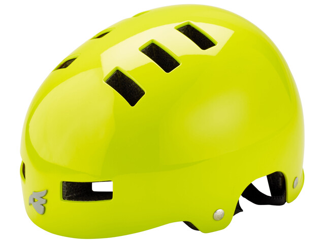 bluegrass Super Bold Dirt-Helmet safety yellow/black